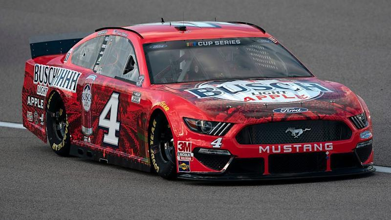 NASCAR Power Rankings: Kevin Harvick No. 1 for 4th straight week