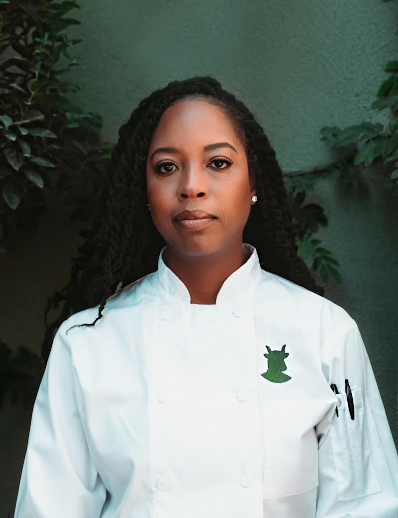 Meet Andrea Drummer, the Executive Chef of America's First Cannabis Cafe