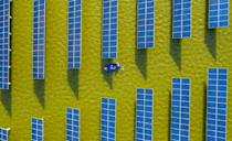Scientific advances have not only given us knowledge of climate change but also technological solutions, like these solar panels