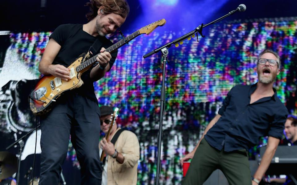 The National - Getty