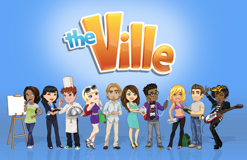 TheVille on Facebook