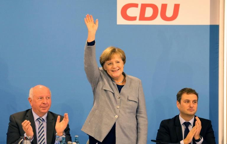 Merkel turns to the left in new coalition talks