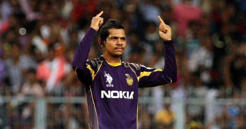 Sunil Narine has been spearheading the Kolkata Knight Riders's spin attack since 2012