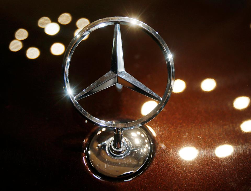 Germany Daimler Earns (Copyright 2019 The Associated Press. All rights reserved.)