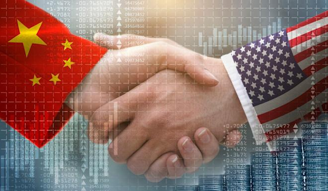 Observers say the inclusion of tighter export controls in the Hong Kong act is linked to Washington's concerns about how China is using its technology. Photo: Shutterstock