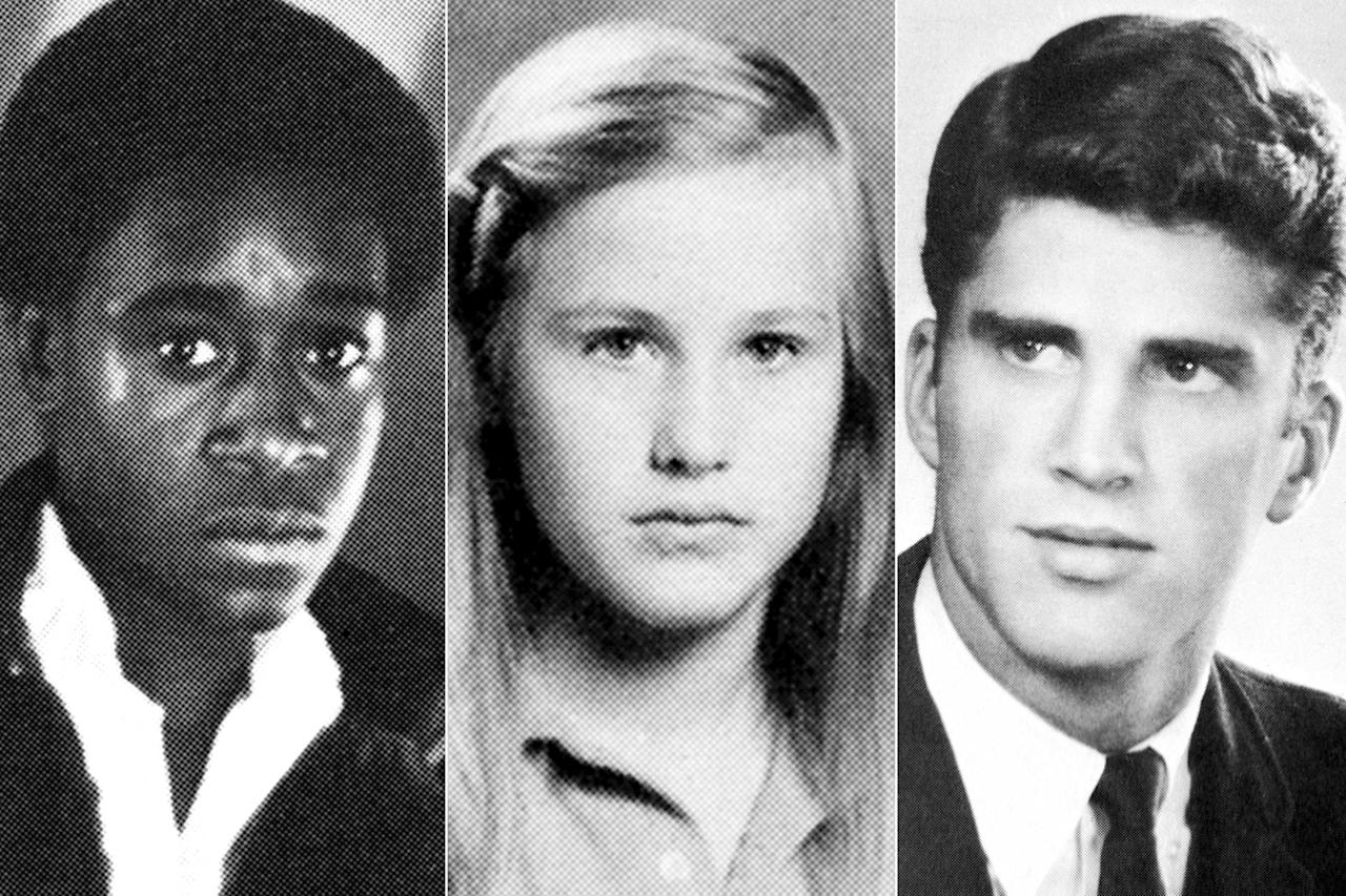 "Before they were posing on red carpets, these <a href=""https://ew.com/emmys/2019/07/16/emmys-2019-nominations-list/"" target=""_blank"">Emmy nominees</a> were regular high school students posing for yearbook pictures. See if you can identify these stars from their throwback photos."