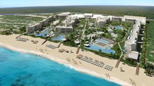 Planet Hollywood Beach Resort Cancun will roll out the red carpet to welcome its first guests on December 15, 2020.