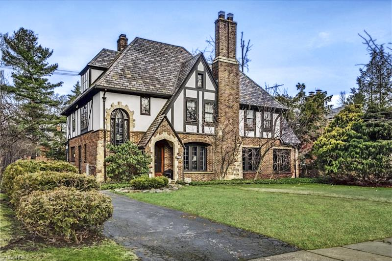 7 charming tudor revival homes for sale across the country for Tudor style homes for sale
