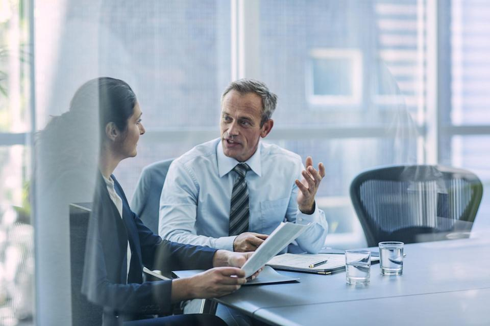 <p>No. 7: Senior corporate executive <br> Stress score: 48.56 <br> Growth outlook: 6% <br> (Morsa Images / Getty Images) </p>