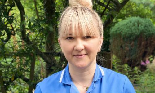 An EU care worker's story: 'I want to make a difference in people's lives'