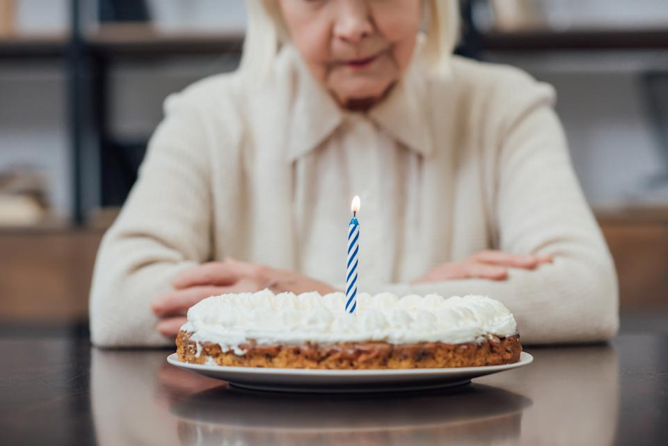 Over 65s are still at risk of loneliness as UK lockdown eases, experts say. (Getty Images)