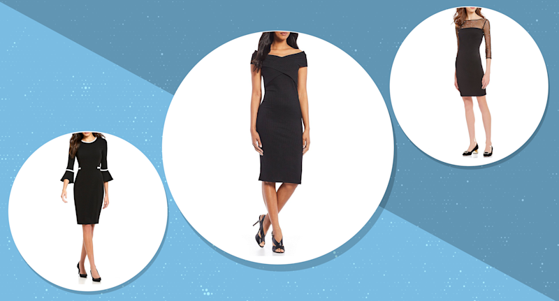 10 Timeless Little Black Dresses From Dillards
