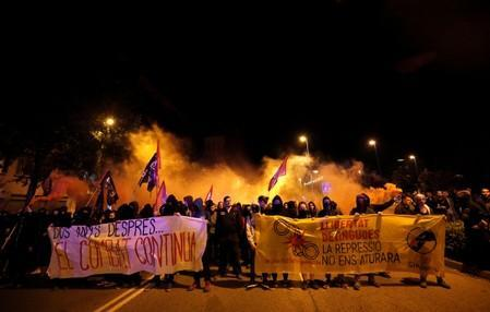 Second anniversary of Catalonia's banned independence vote