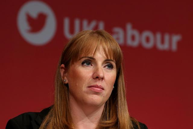 Angela Rayner, Shadow Secretary of State for Education: PA Archive/PA Images