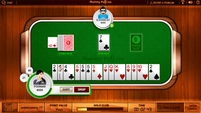 <p>This newly launched online card game is already very popular among people who love playing card games. Launched in October 2016, one can play for free or choose to play cash game. Playing at Rummy Passion automatically enrolls you to the Passion Rewards Club. The Loyalty Club is state of the art repertoire of exquisite rewards. It gives a user ultimate experience of card games. </p>