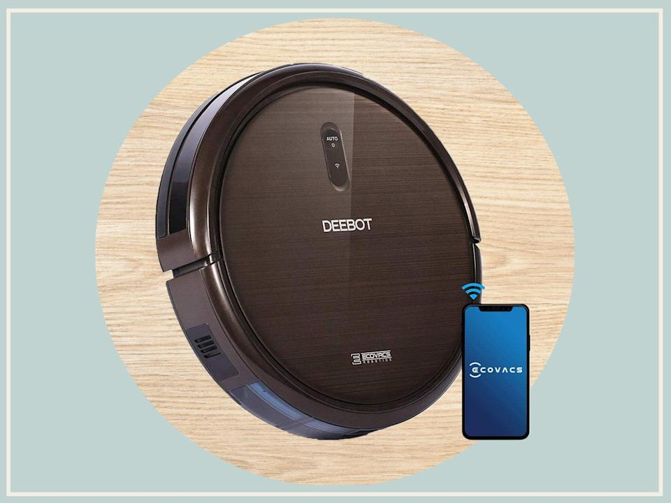 This hands-free robot vacuum cleaner is reduced by more than £100 for Prime Day  (The Independent)