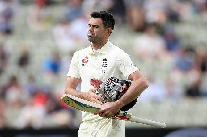 James Anderson has as many as 37 ducks across all formats of cricket.