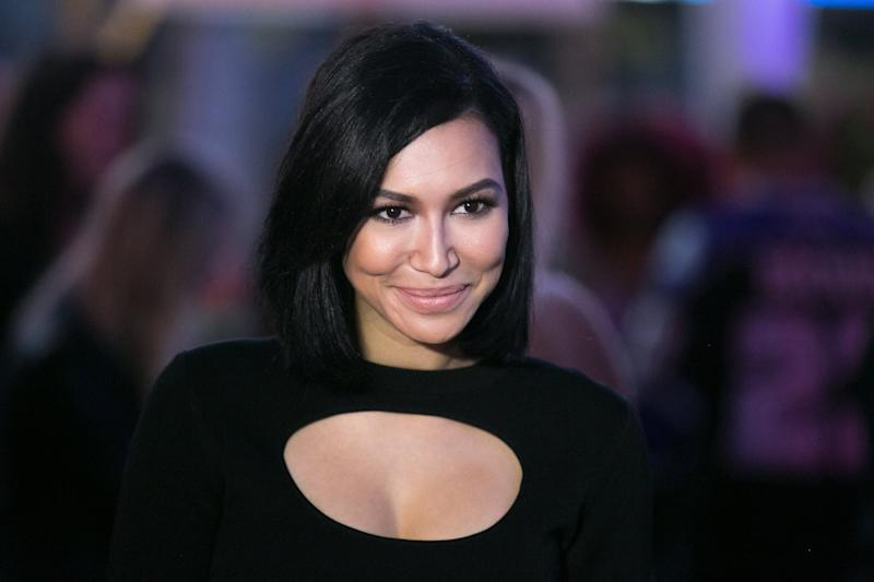 LOS ANGELES, CA - NOVEMBER 09: Naya Rivera arrives for the March Of Dimes: Imagine A World Premiere Event at L.A. LIVEâs Microsoft Square on November 9, 2017 in Los Angeles, Californi (Photo by Gabriel Olsen/Getty Images)