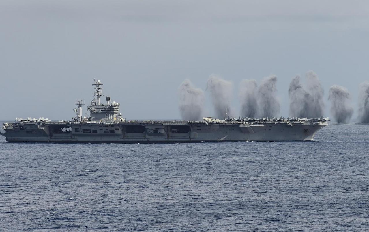 Yes, Iran Could Attempt to Destroy a U.S. Aircraft Carrier