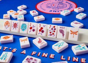 The botanical line is seen in this file photo. (Courtesy of The Mahjong Line)