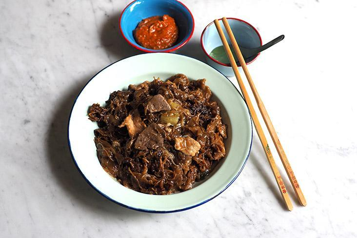When you dig into the fried noodles, you can smell the 'wok hei' from the charcoal fire. – Pictures by Lee Khang Yi