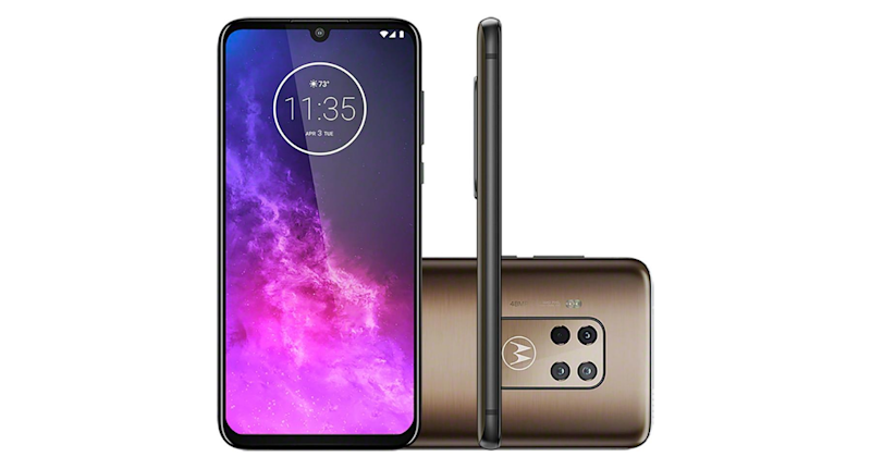 Motorola One Zoom 128 GB Bronze