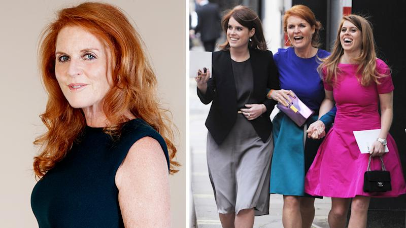 The Duchess of York spoke about life in lockdown