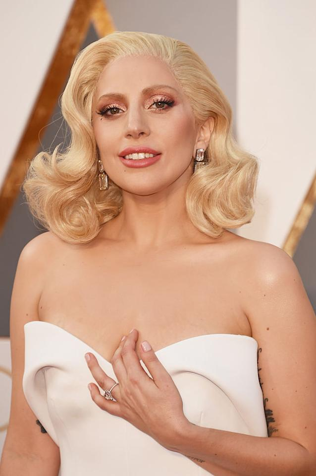 "<p>After releasing critically-acclaimed album <em>Artpop</em>, Lady Gaga decided to take a break from her career in order to focus her energy on her mental health. In an interview with <em>The Mirror,</em> she described her rise to fame as 'traumatic' and encouraged others to ""fess up to' our mental health battles. <em>[Photo: PA]</em> </p>"