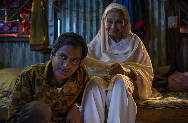 Farrukh Jaffer in a still from the movie Photograph