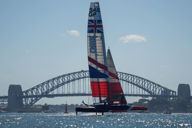 Entry to Australia, which is on the green list, is severely restricted (Bob Martin for SailGP/PA)