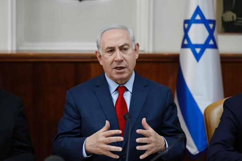 Israel PM Netanyahu to visit India on Jan 14