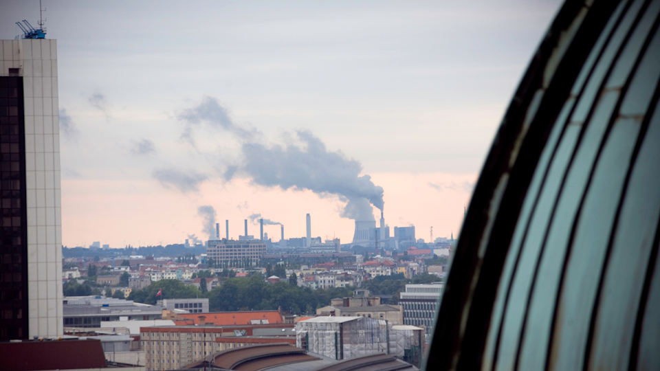 Air pollution and its side effects