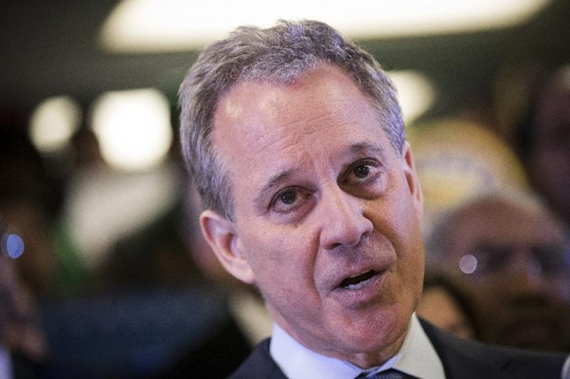 Eric Schneiderman was forced to resign this year after being accused of physically assaulting four women