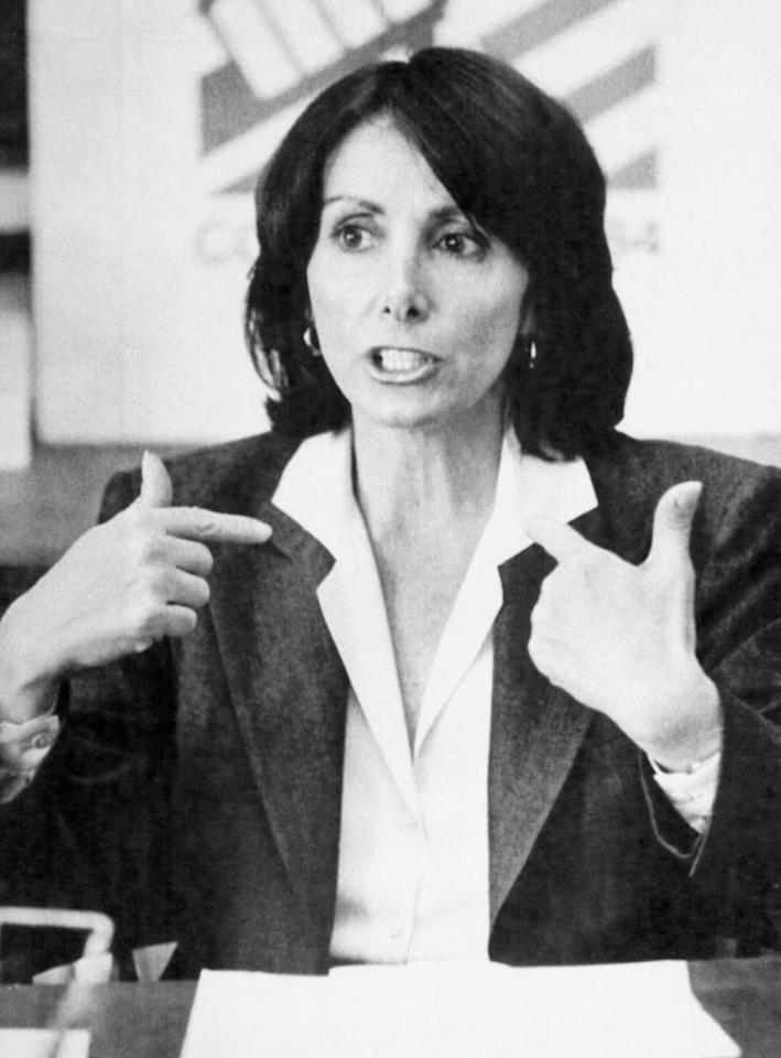 <p>Pelosi serves as the head of the Democratic National Committee's San Francisco host committee.</p>