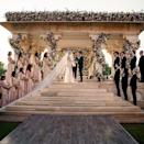 """<p>In honour of their second wedding anniversary, Nick Jonas shared a stunning snapshot from the couples 2018 wedding.</p><p><a href=""""https://www.instagram.com/p/CIQINHljSHh/?utm_source=ig_embed&utm_campaign=loading"""" rel=""""nofollow noopener"""" target=""""_blank"""" data-ylk=""""slk:See the original post on Instagram"""" class=""""link rapid-noclick-resp"""">See the original post on Instagram</a></p>"""