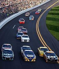 From the drop of the green flag, drivers will pair up in the Daytona 500