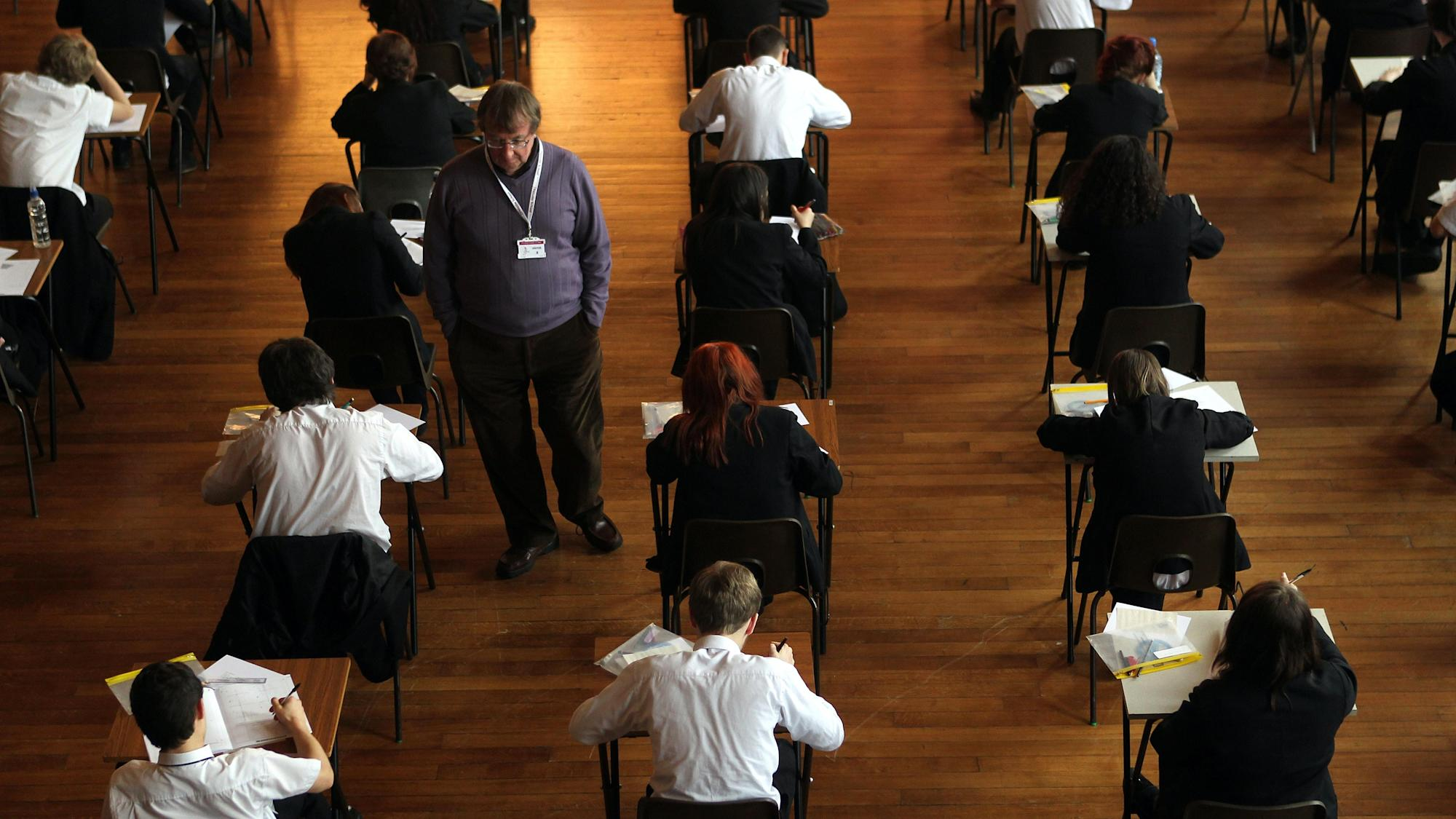 Wales scraps end of year exams for 2021