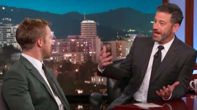 Jimmy Kimmel's Childhood Memories Of Growing Up In Las Vegas Are Priceless