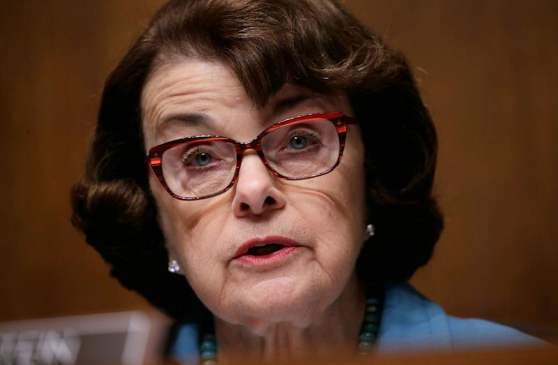 The Senate Judiciary Committee's ranking Democrat, Dianne Feinstein of California, wants Attorney General Jeff Sessions to testify again before the committee about interactions between the Trump campaign and Russian officials.
