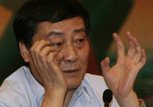 China beverage magnate Zong Qinghou (seen in 2007) topped this year's list with a fortune of $12.6 billion