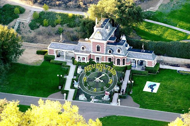 Michael Jackson's Neverland Ranch Sells to Billionaire Ron Burkle Nearly One Year After Death of Son