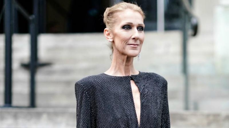 Fans are concerned over a new photo of a frail looking Celine Dion