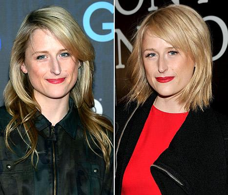 Mamie Gummer Debuts New Trendy Haircut: Better Shorter?