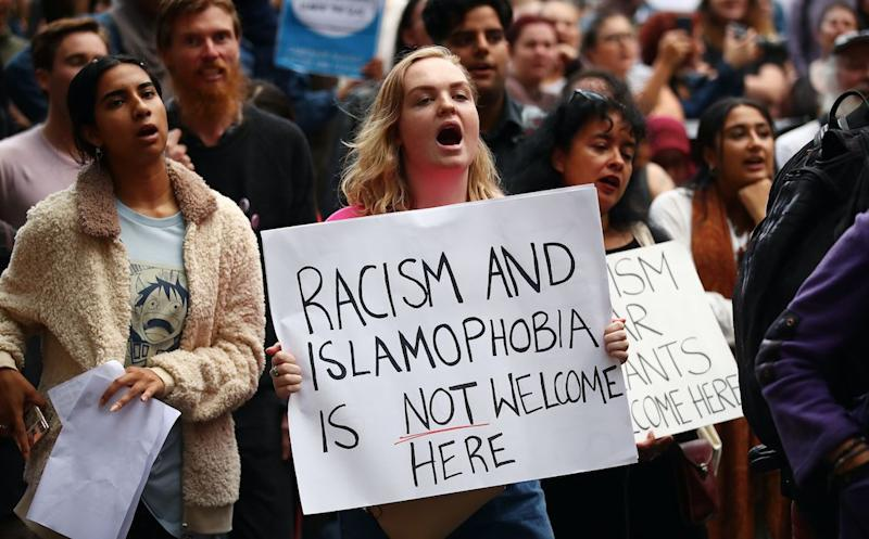Advocates of the official definition believe it would help Muslims report crime against them (Getty)
