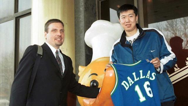 The Dallas Mavericks' Future Outreach And Investment In China Is Now Uncertain
