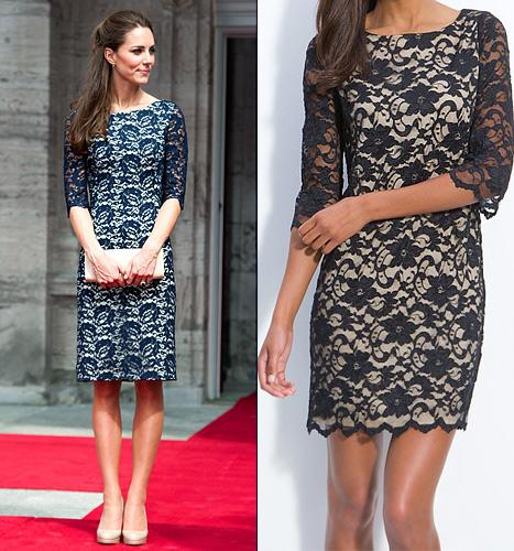 Copy Kate Middleton's Style for Less