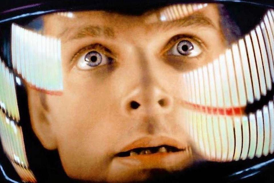 2001: A Space Odyssey (Credit: MGM)