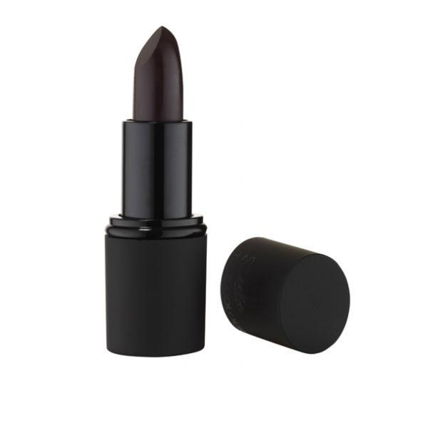 "<b><a target=""_blank"" href=""http://www.sleekmakeup.com/lips/lip-colour/true-colour"">Sleek True Colour Lipstick in Mulberry, £4, Sleek</a></b><br><br>Not one for the faint-hearted, this lipstick is one of the darkest plums we've tried and our tester would describe it as very dark blackberry. This was very pigmented and great value for the price, but would suit darker skin tones as it can wash out lighter ones."