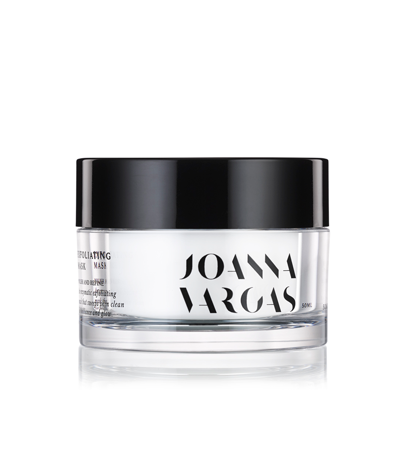 """<h3>Exfoliate</h3><br>After your massage, grab the nearest exfoliating mask and set the timer for 15 minutes. """"Exfoliation usually acts as a mini facial,"""" says celebrity aesthetician <a href=""""https://www.instagram.com/joannavargasnyc/"""" rel=""""nofollow noopener"""" target=""""_blank"""" data-ylk=""""slk:Joanna Vargas"""" class=""""link rapid-noclick-resp"""">Joanna Vargas</a>, who recommends this mask from her own line. """"This one will give your skin an instant glow, evening out any splotchy pigmentation and reducing inflammation.""""<br><br><strong>Joanna Vargas</strong> Exfoliating Mask, $, available at <a href=""""https://joannavargas.com/product/exfoliating-mask-50ml1-6oz/"""" rel=""""nofollow noopener"""" target=""""_blank"""" data-ylk=""""slk:Joanna Vargas"""" class=""""link rapid-noclick-resp"""">Joanna Vargas</a>"""