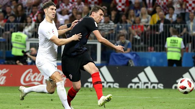 "Mario Mandzukic claims Croatia making the World Cup final is a ""miracle"" after they defeated England 2-1 in Wednesday's semi-final."